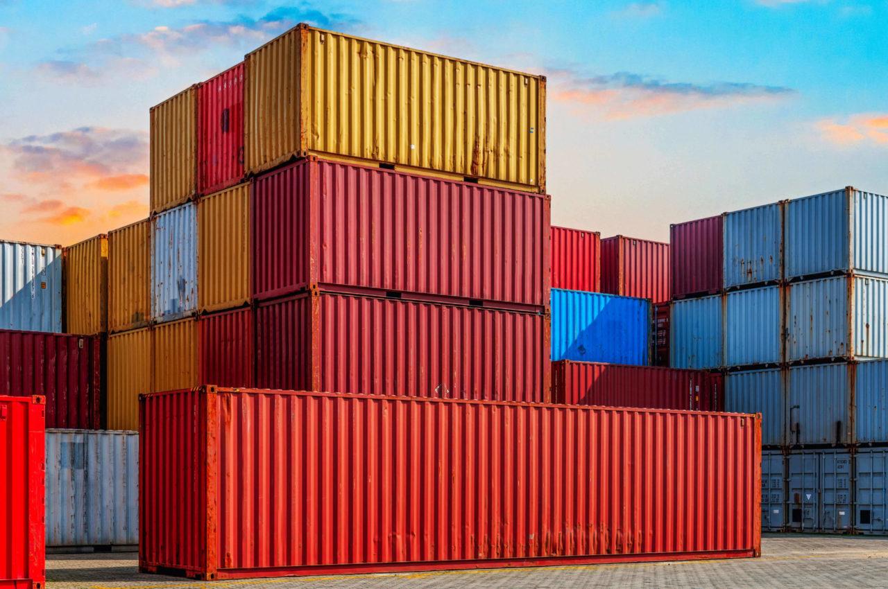 перевозка контейнерров